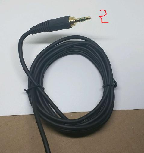 samson sr850 coiled cable