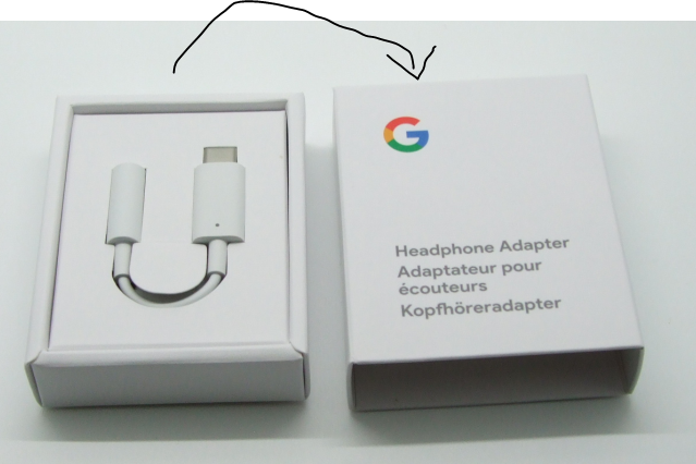 unboxing the google usb c headphone dac amp headphones nao